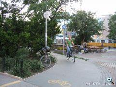 biciglijárda-rodeo